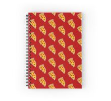Pizza Party Spiral Notebook
