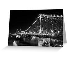 The Story Bridge Greeting Card
