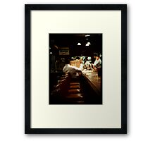 As it ever was Framed Print