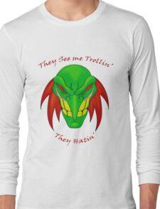 Trollin' Long Sleeve T-Shirt