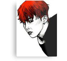 Big Bang - G-Dragon - MADE Metal Print