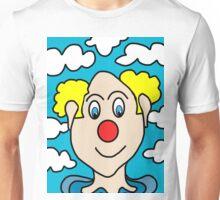 Born to fool around Unisex T-Shirt
