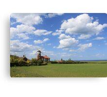Norfolk Skies Canvas Print