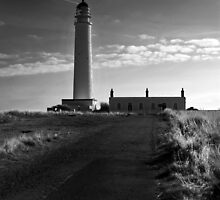 Brans Ness Lighthouse by KWTImages