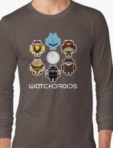 Watchdroids Long Sleeve T-Shirt