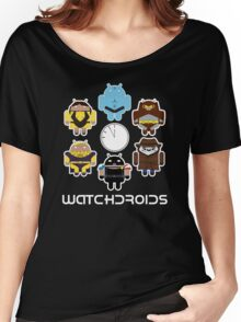 Watchdroids Women's Relaxed Fit T-Shirt