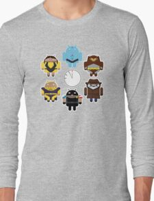 Watchdroids (no text) Long Sleeve T-Shirt