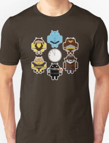 Watchdroids (no text) T-Shirt