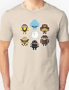 Watchdroids (no text) T-Shirt
