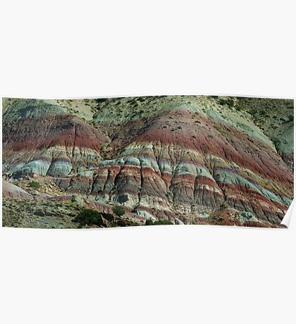 Geological Layers  Poster