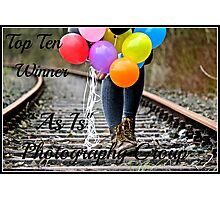 Top Ten Winner- As Is Photography Photographic Print