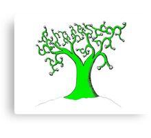 The Binary Tree Canvas Print