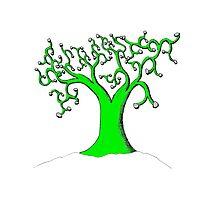 The Binary Tree Photographic Print