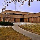 Ravalli County, Montana, Courthouse by Bryan D. Spellman