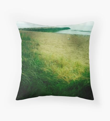 Savin Rock, Connecticut 4 Throw Pillow