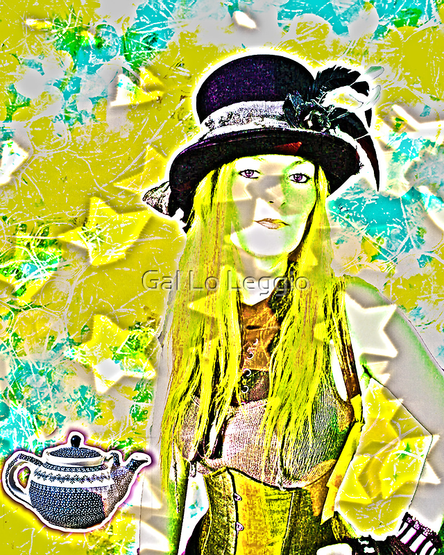 Mad Hatter by Gal Lo Leggio