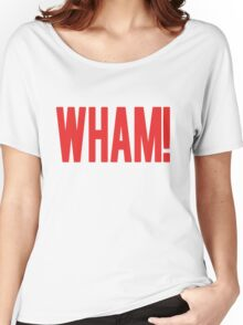 Wham! Women's Relaxed Fit T-Shirt