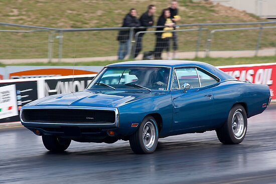 Dodge Charger by Martyn Franklin