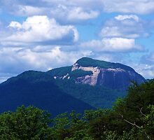 Table Rock & The Stool Mountains by Lisa Taylor