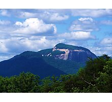 Table Rock & The Stool Mountains Photographic Print