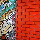 The Dragon Column by Shubd