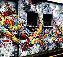 Urban Invasion by Mounty