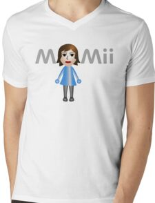 Momii Mens V-Neck T-Shirt