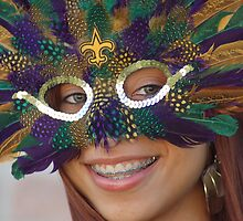 Mardi Gras Senior by dcborn