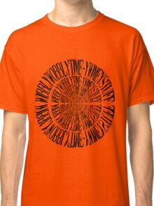 The Universe  Classic T-Shirt