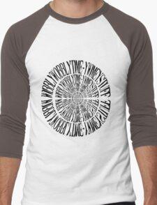 The Universe  Men's Baseball ¾ T-Shirt