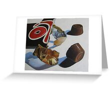 Choc & Roll Greeting Card