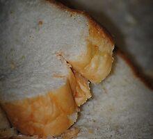 A Slice Of Homemade Bread by Jonice