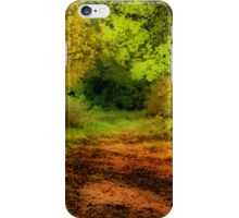 Once upon a time deep in the forest .....  iPhone Case/Skin