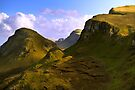 Trotternish Ridge (2) by Karl Williams