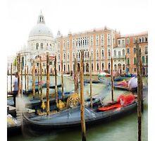 Expedition In Venezia I Photographic Print
