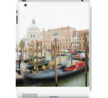 Expedition In Venezia I iPad Case/Skin