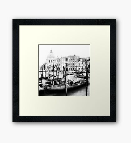 Expedition In Venezia III Framed Print