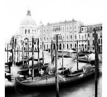Expedition In Venezia III Photographic Print