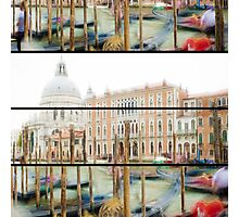 Expedition In Venezia IV Photographic Print