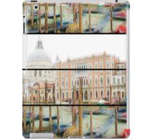 Expedition In Venezia IV iPad Case/Skin