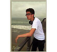 Sample Graduation Portrait1 Photographic Print