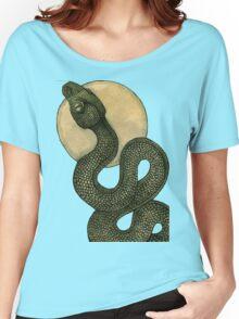 Snake Dance Women's Relaxed Fit T-Shirt