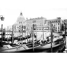 Expedition In Venezia VII Photographic Print