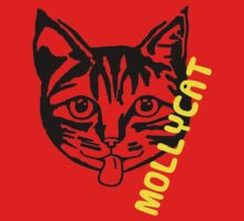 Mollycat - logo by Alan Hogan