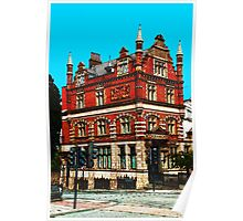The Bank Buildings, 239 Lewisham Way. Poster