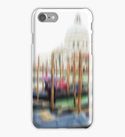Expedition In Venezia IX iPhone Case/Skin