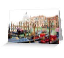 Expedition In Venezia IX Greeting Card