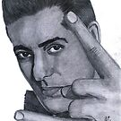Salman Khan (Indian Actor) by Bobby Dar