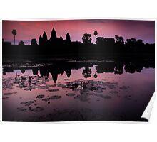 Angkor Wat - Siem Reap, Cambodia Poster