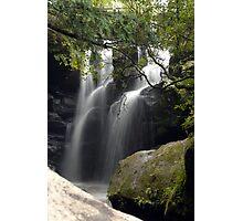 Rainbow Falls Photographic Print